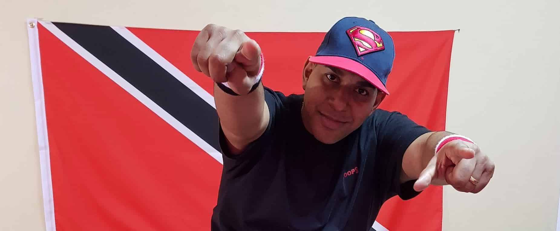 djfloops trinidad tobago flag
